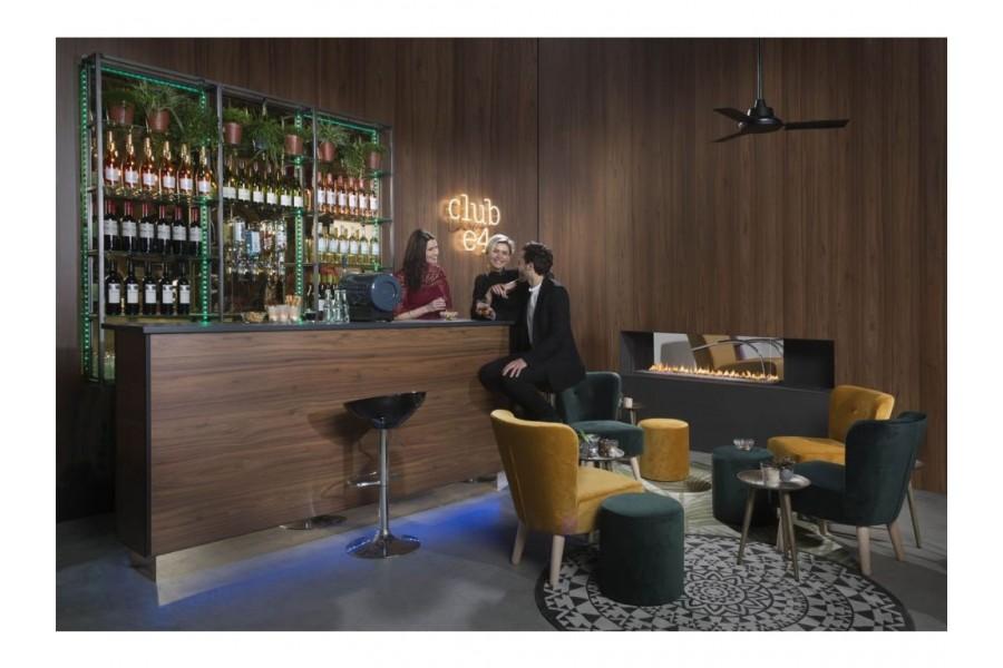 Element4 Club 140 Roomdivider gashaard