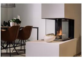 Faber e-Matrix 800/500 roomdivider elektrische haard