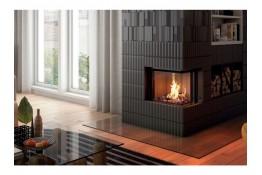 Spartherm Premium Corner 55x40x50 houtkachel