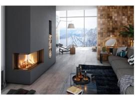 Spartherm Premium Corner 80x40x50 houtkachel